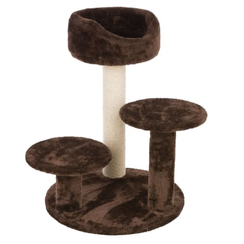 Trixie Orla Senior Cat Scratching Post In Brown