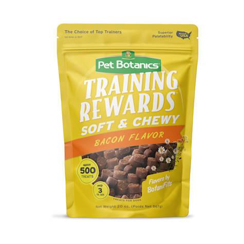Pet Botanics Training Reward Bacon Flavor Dog Treats