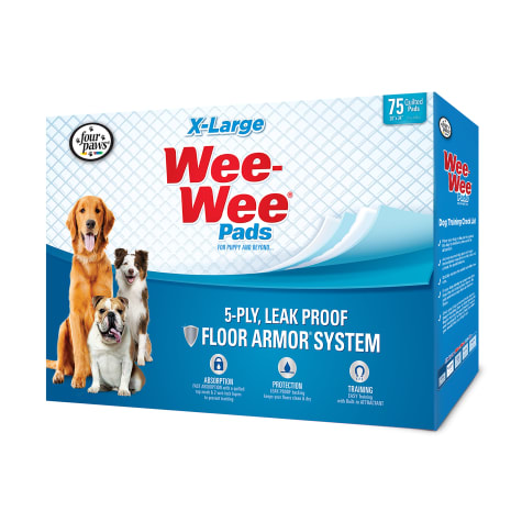 Wee-Wee XL Potty Pads for Dogs