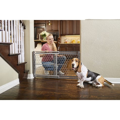 You & Me Easy-Fit Plastic Pet Gate