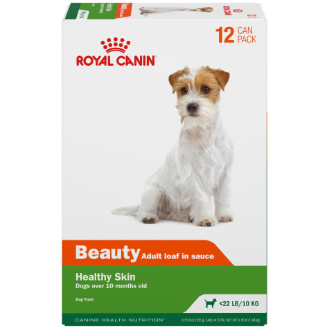 Royal Canin Canine Health Nutrition Adult Beauty In Gel Canned Dog Food
