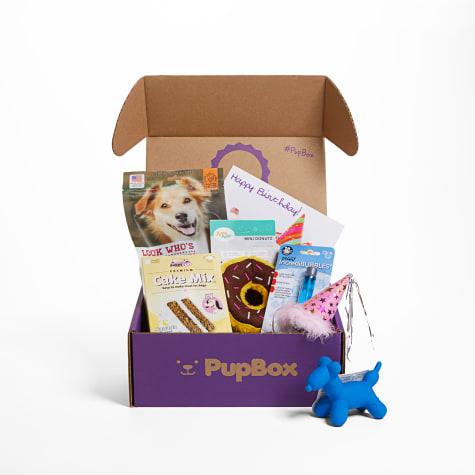 PupBox Birthday Girl Box