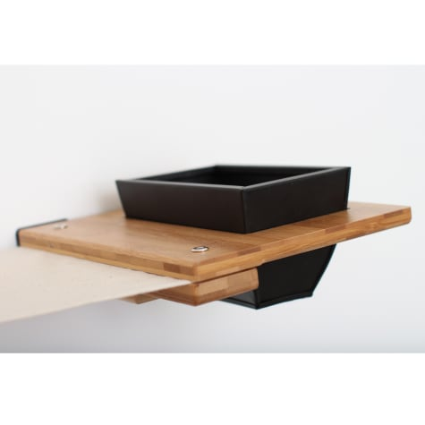 CatastrophiCreations The Cat Mod Planter Shelf for Cats in Natural
