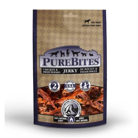PureBites Chicken & Sweet Potato Jerky Dog Treats
