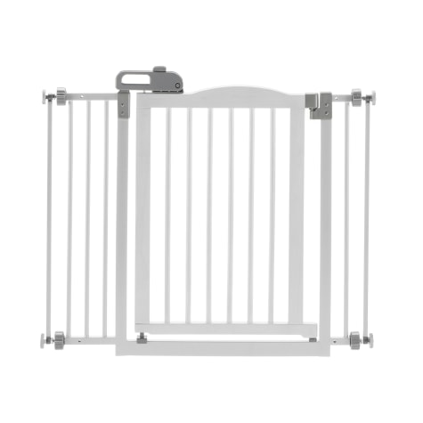 Richell One-Touch White Pet Gate II