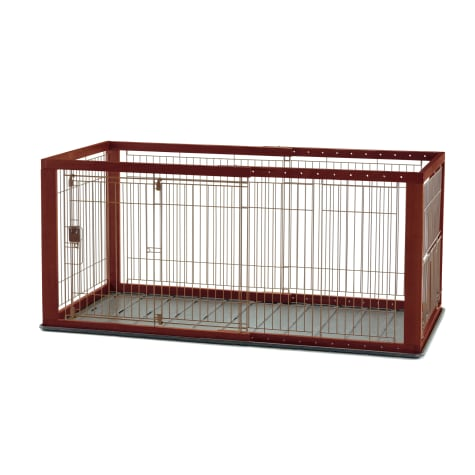 Richell Expandable Pet Crate