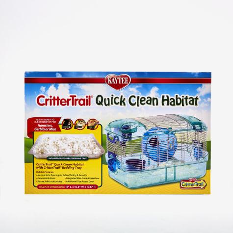 Kaytee Crittertrail Quick Clean Habitat