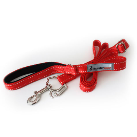 ThunderLeash No-Pull Solution Dog Leash in Red