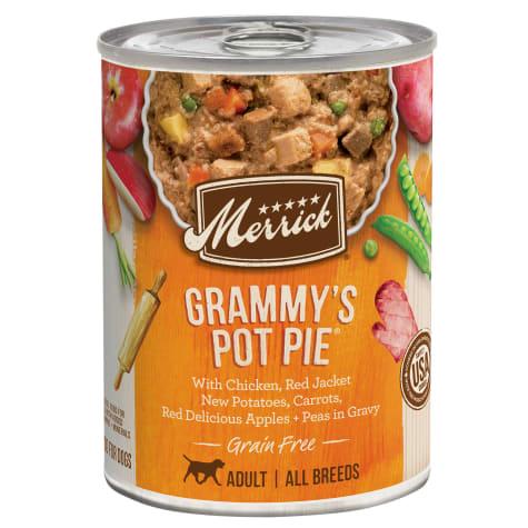 Merrick Grain Free Grammy's Pot Pie Wet Dog Food