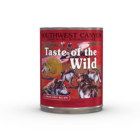 Taste of the Wild Southwest Canyon Grain-Free Wild Boar Stew Dog Food