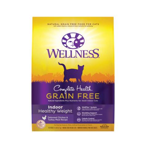 Wellness Complete Health Grain Free Chicken Dry Cat Food