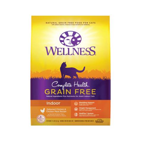 Wellness Complete Health Grain Free Indoor Chicken Dry Cat Food