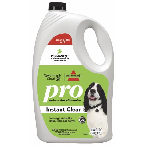Bissell Pawsitively Clean Pro Pet Stain & Odor Eliminator Instant Clean Refill