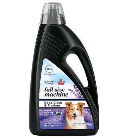 Bissell Pawsitively Clean with Frebeze Full Size Machine Formula