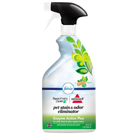 Bissell Pawsitively Clean with Gain & Febreze Pet Stain & Odor Eliminator