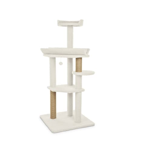 You & Me Feline High-Rise 4-Level Cat Tree