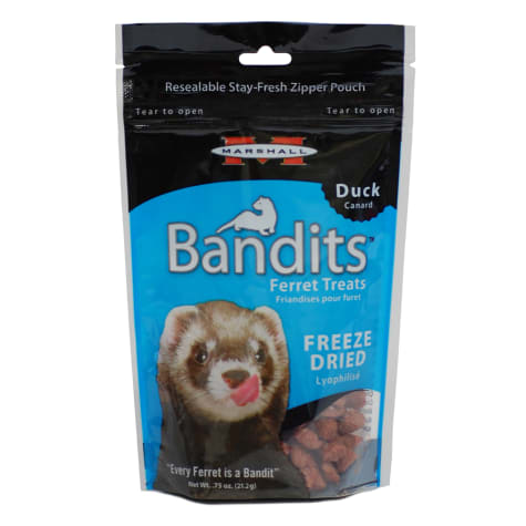 Marshall Ferret Extreme Freeze Dried Duck Flavored Treats