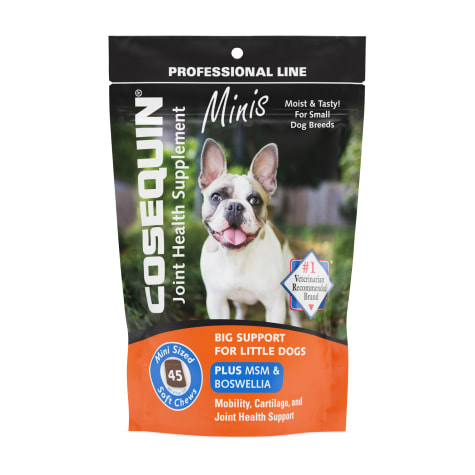 Cosequin Minis Plus MSM & Boswellia Dog Joint Health Supplement for Dogs