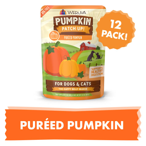 Weruva Pumpkin Patch Up! Supplement for Dogs and Cats