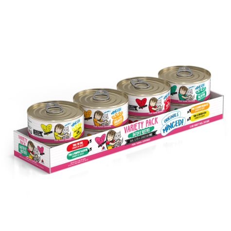 B.F.F. Originals Batch 'O Besties Variety Pack Wet Cat Food