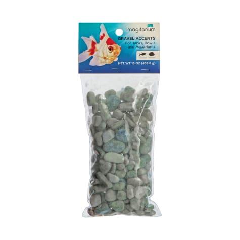 Imagitarium Slate Rock Aquarium Gravel Accent Mix