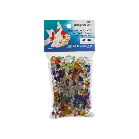 Imagitarium Kaleidoscope Aquarium Gravel Accent Mix