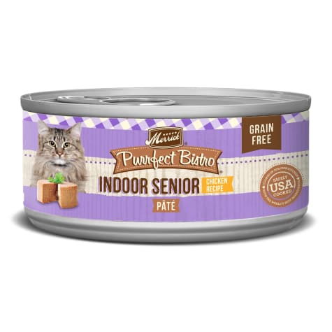 Merrick Purrfect Bistro Indoor Senior Recipe Wet Cat Food