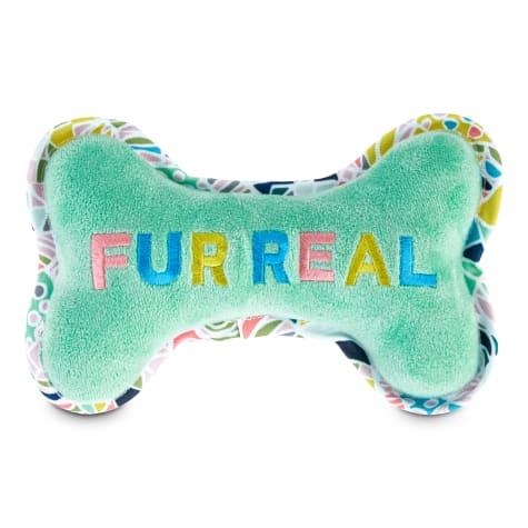 Oh Joy! Oh What Fun! Fur Real Bone Dog Toy