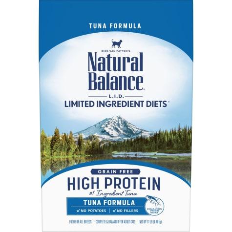 Natural Balance L.I.D. High Protein Tuna Formula Adult Dry Cat Food