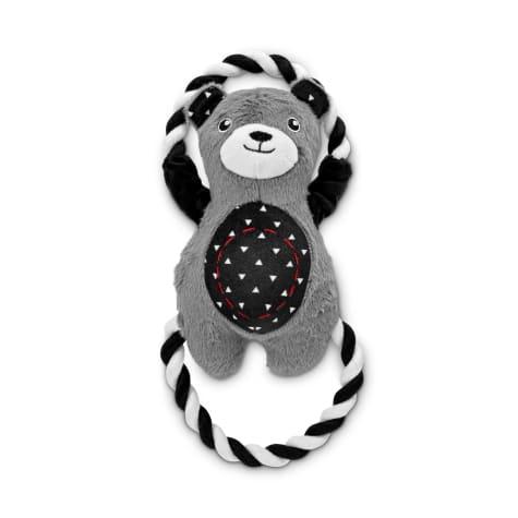 Bond & Co. Double Dutch Bear Rope Dog Toy