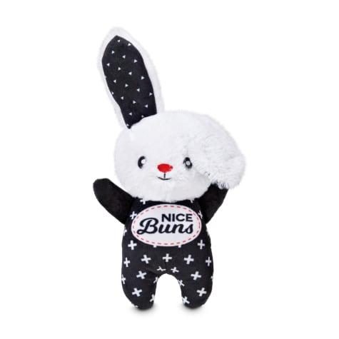Bond & Co. Nice Bunny Plush Dog Toy