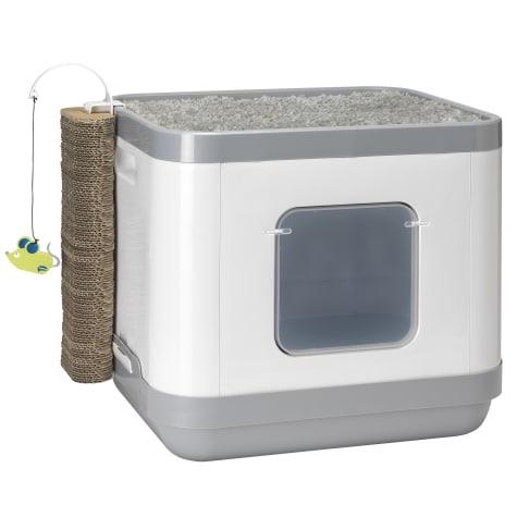 Moderna Cat Concept All-In-One Litter Box