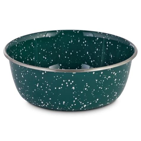 Harmony Speckled Enamel Coated Steel Dog Bowl