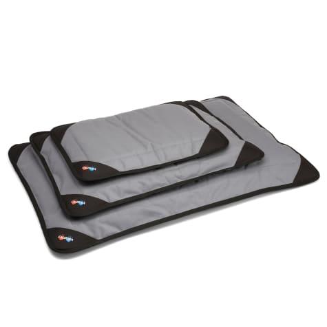 Caldera Hot & Cold Gray Dog Beds