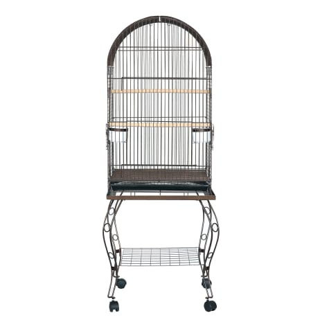 YML Dometop Copper Parrot Cage