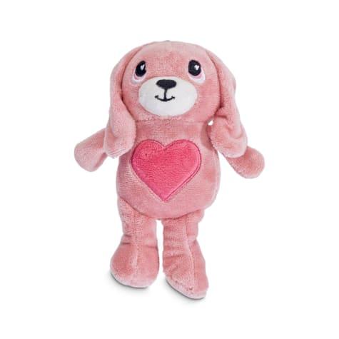 Love My Pup My Bunny Valentine Dog Toy