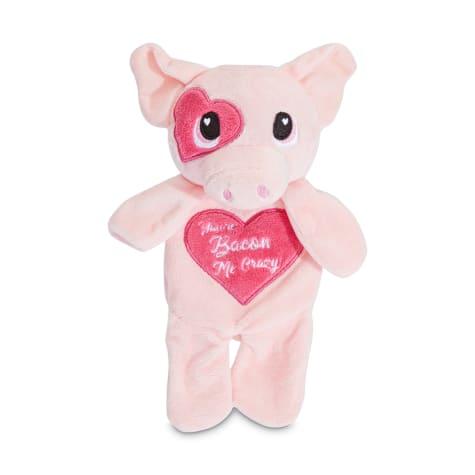 Love My Pup Flattie Piggie Dog Toy