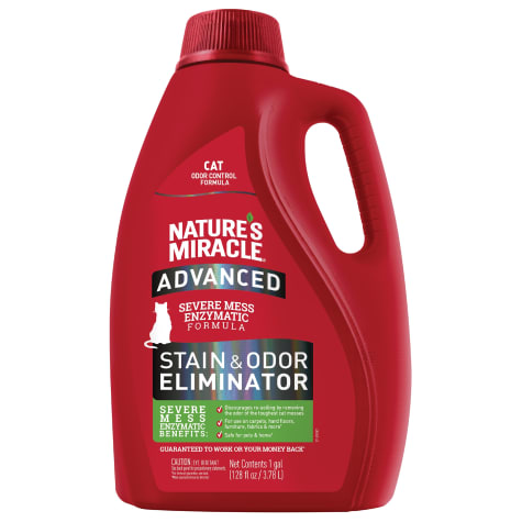 Nature's Miracle Cat Advanced Stain & Odor Removers For Cat