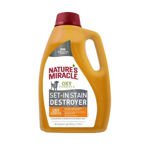 Nature's Miracle Oxy Formula Stain & Odor Removers For Dog