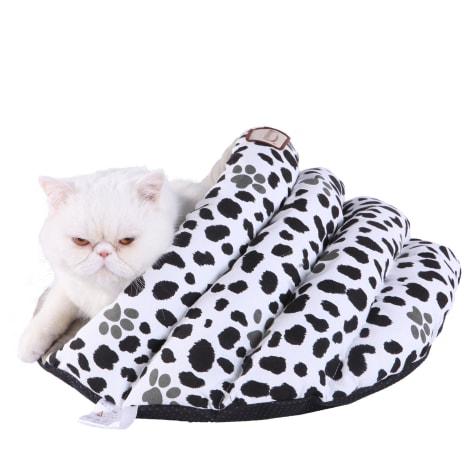 Armarkat Slipper Cat Bed in Sage