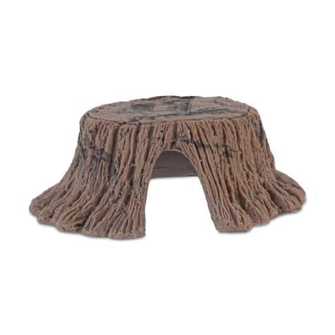Imagitarium Tree Stump Reptile Hideaway