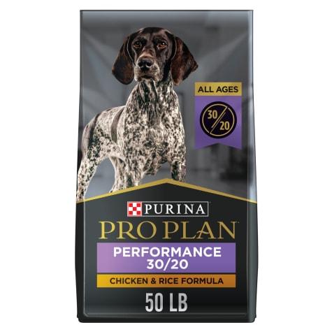 Purina Pro Plan High Protein Sport Performance 30/20 Formula Dry Dog Food