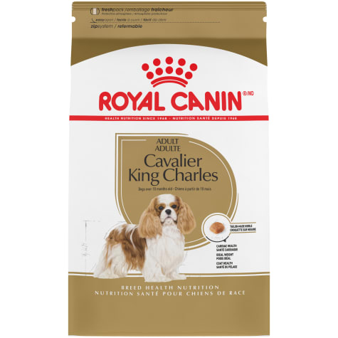 Royal Canin Breed Health Nutrition Cavalier King Charles Adult Dry Dog Food