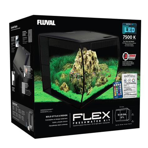 Fluval Flex Aquarium Kit