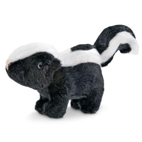 Leaps & Bounds Wild Plush Skunk Dog Toy
