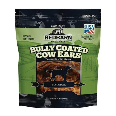 Redbarn Naturals Beef Bully Coated Cow Ear Dog Treat