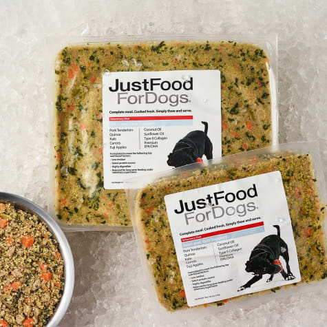 JustFoodForDogs Vet Support Diets Joint & Skin Frozen Dog Food