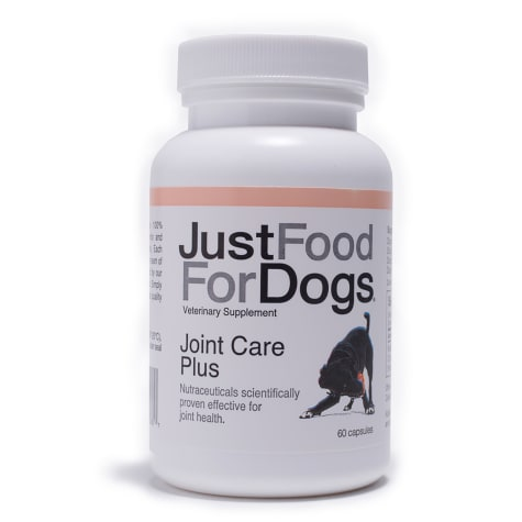 JustFoodForDogs Supplement Joint Care Plus Capsules