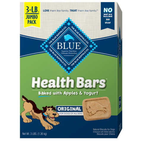 Blue Buffalo Health Bar Apple & Yogurt Dog Treat