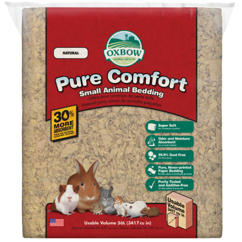 Oxbow Pure Comfort Small Animal Bedding in Natural
